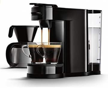 senseo hd7892 60 switch 2 in 1 kaffeemaschine im test. Black Bedroom Furniture Sets. Home Design Ideas
